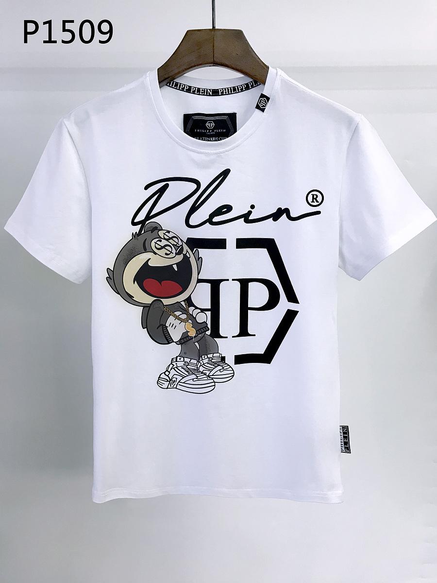 PHILIPP PLEIN  T-shirts for MEN #456327 replica