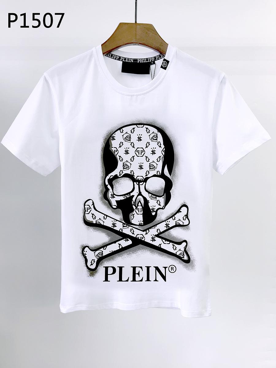 PHILIPP PLEIN  T-shirts for MEN #456331 replica