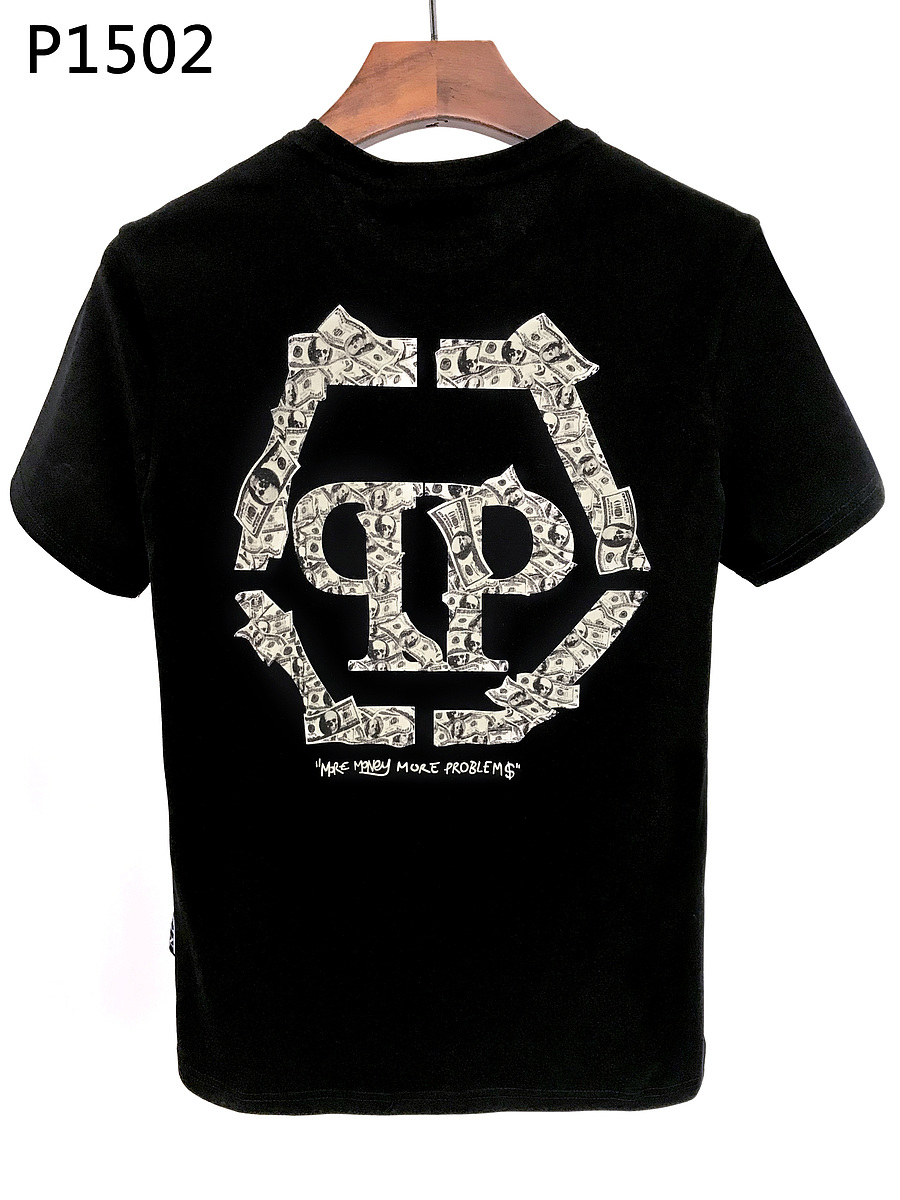PHILIPP PLEIN  T-shirts for MEN #456340 replica