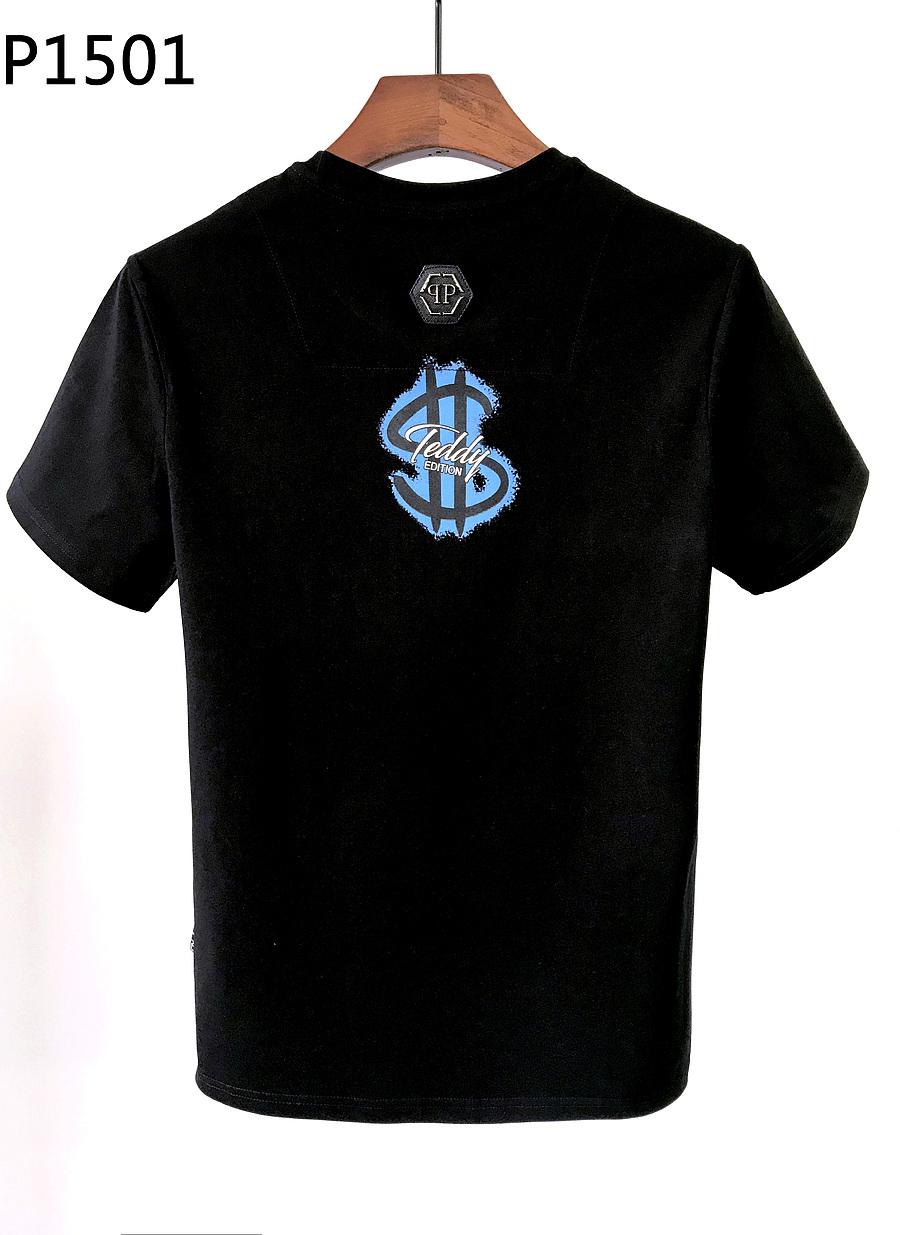 PHILIPP PLEIN  T-shirts for MEN #456343 replica