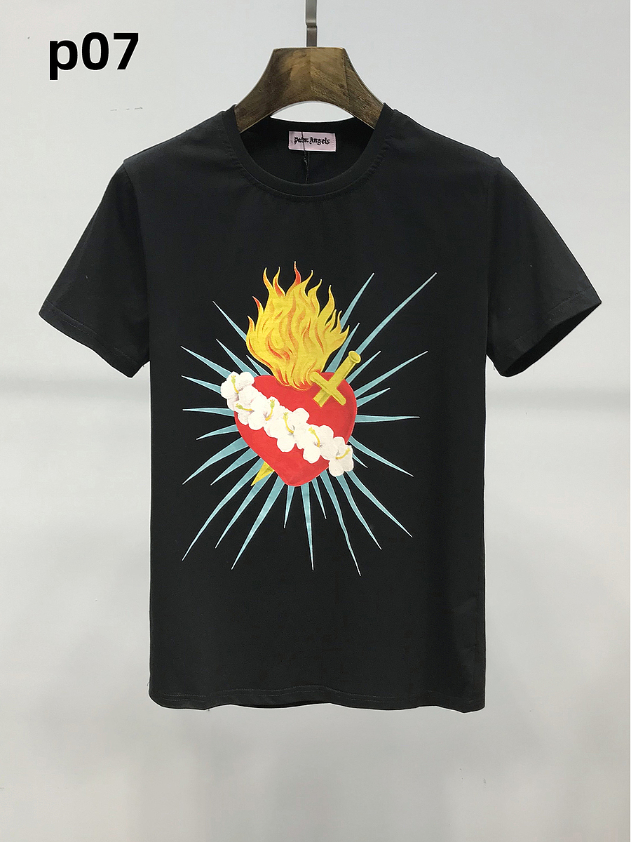Palm Angels T-Shirts for Men #456413 replica