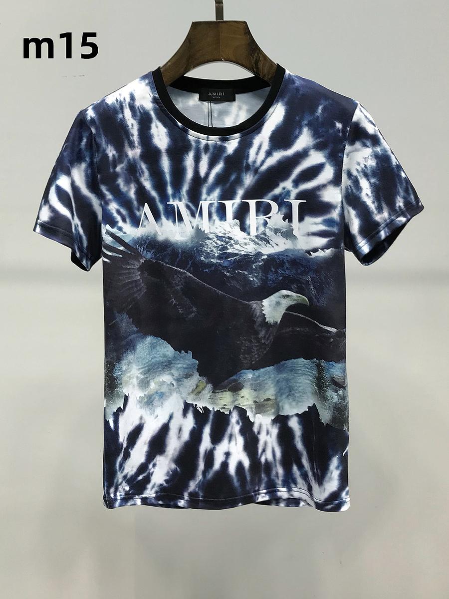 AMIRI T-shirts for MEN #456421 replica