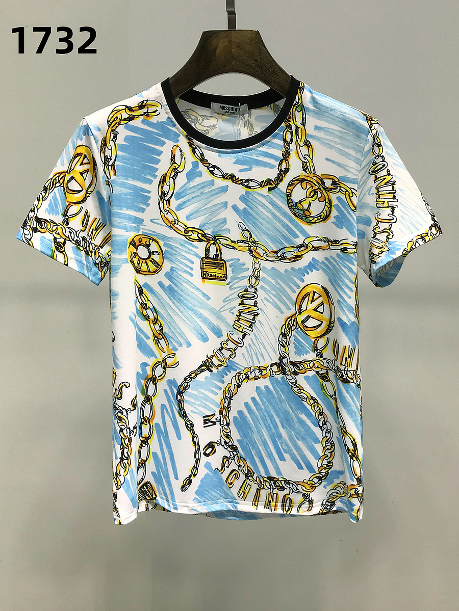 Moschino T-Shirts for Men #456473 replica