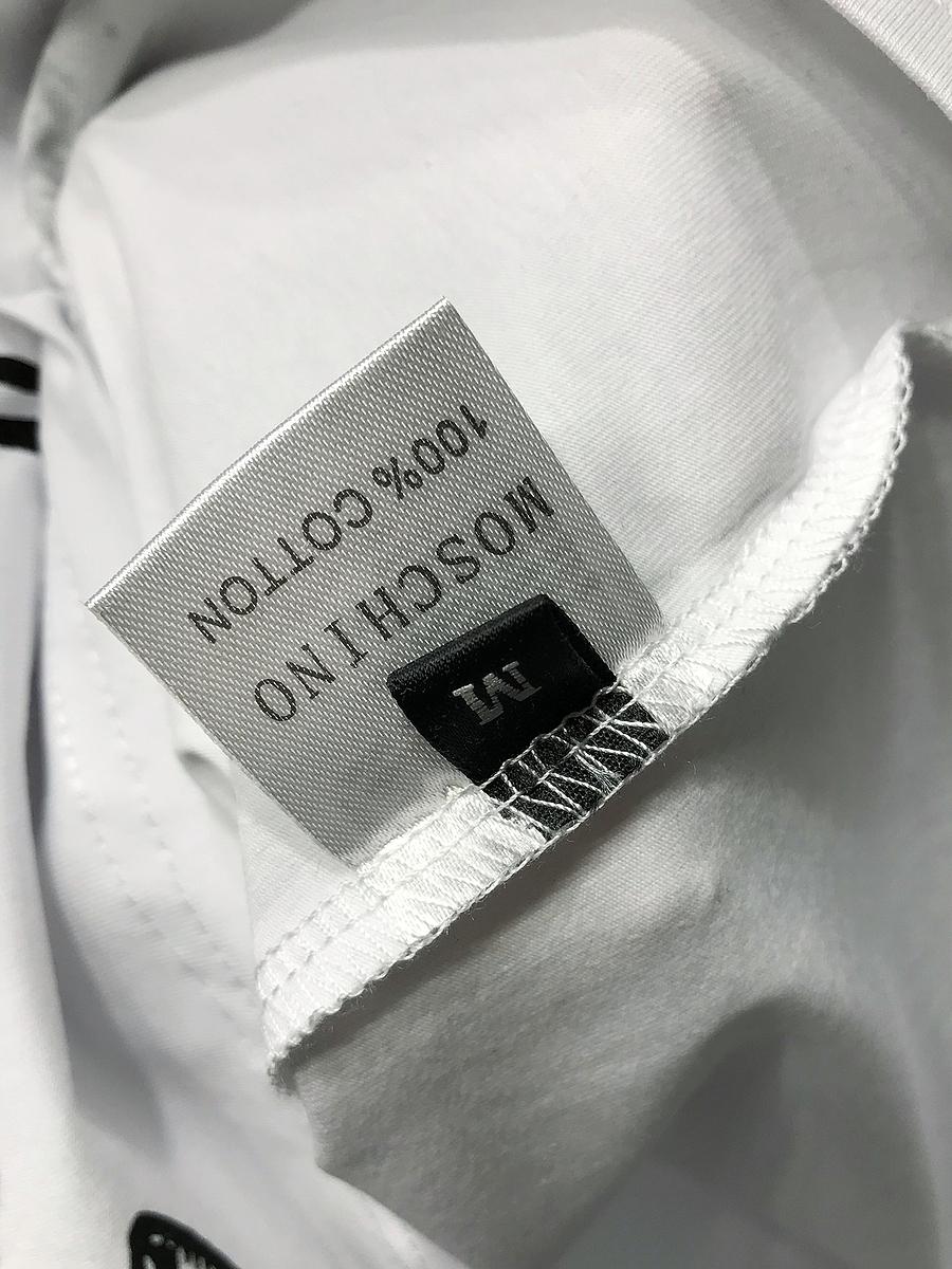 Moschino T-Shirts for Men #456476 replica