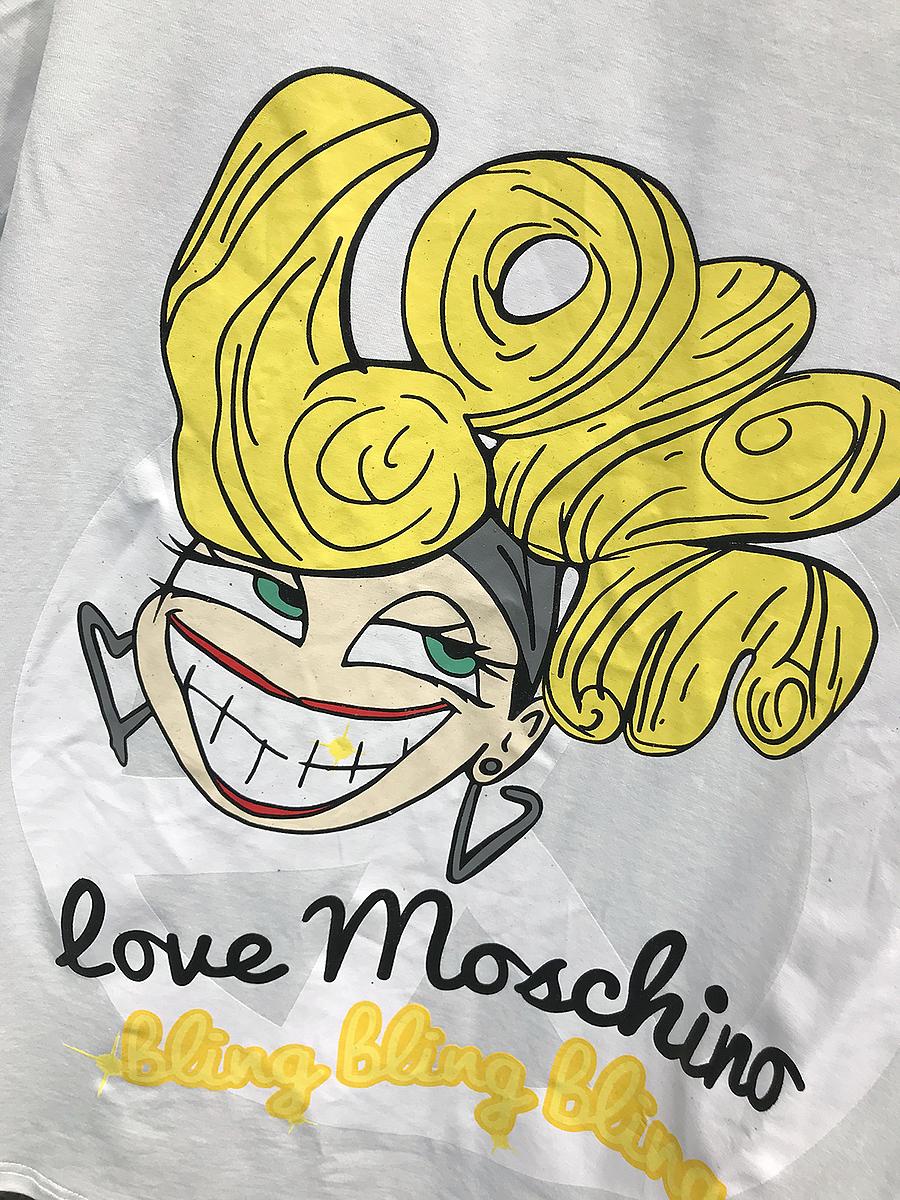 Moschino T-Shirts for Men #456480 replica