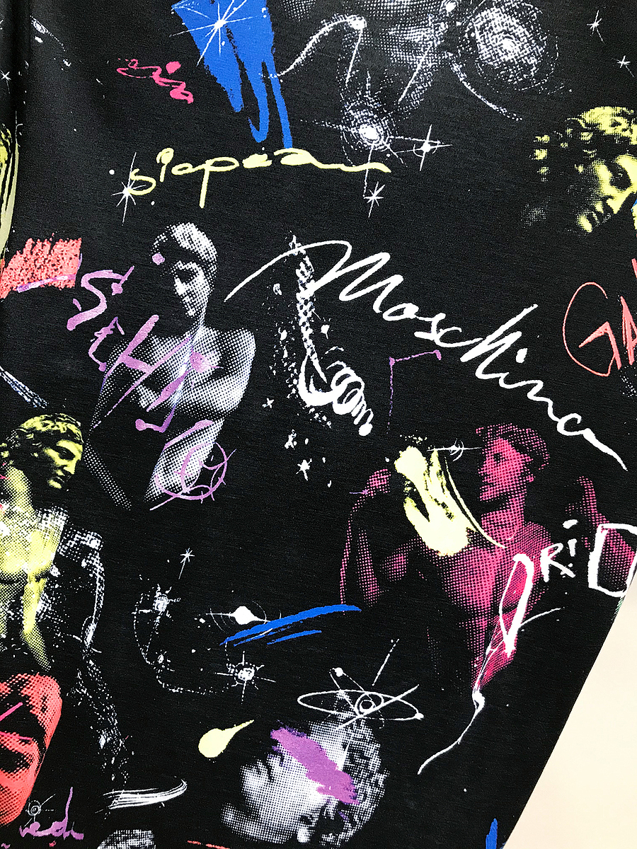 Moschino T-Shirts for Men #456488 replica