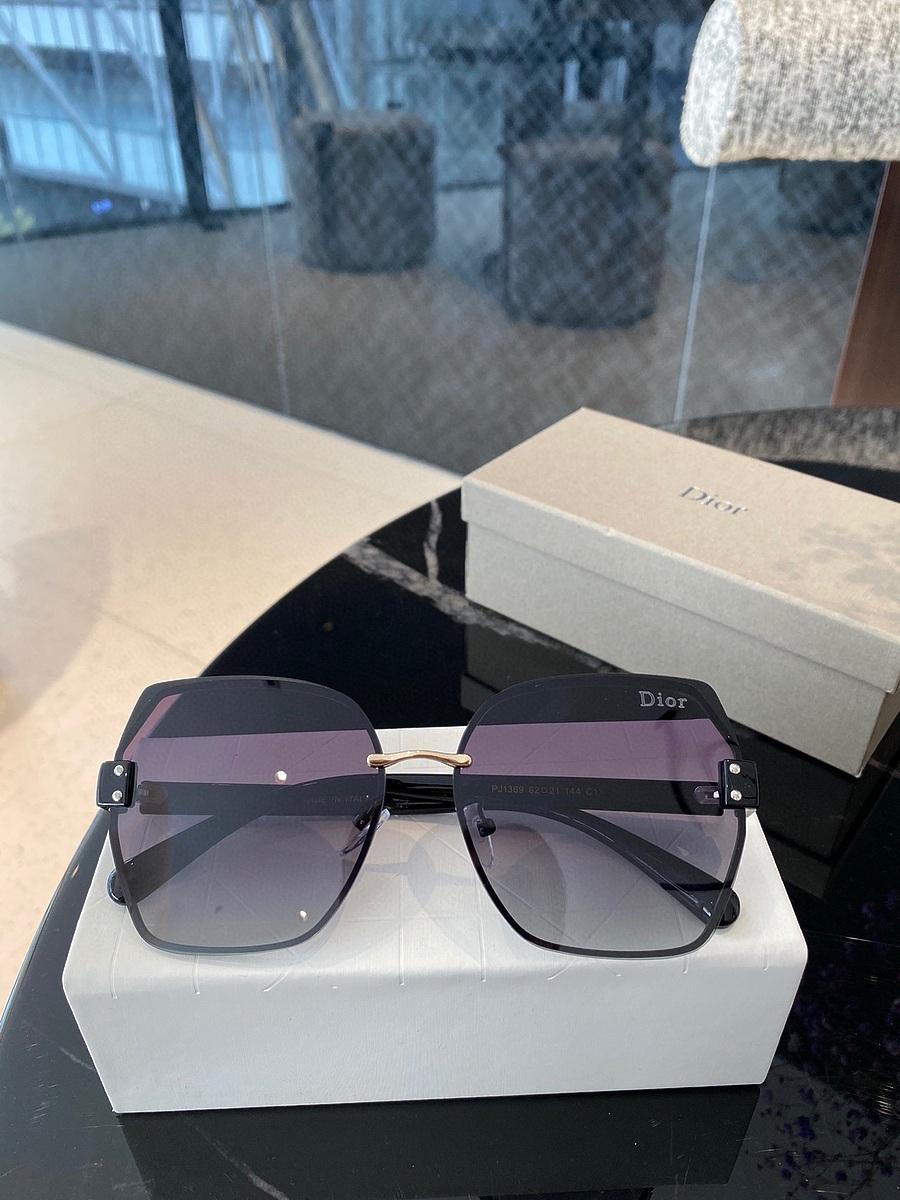 Dior AAA+ Sunglasses #456585 replica