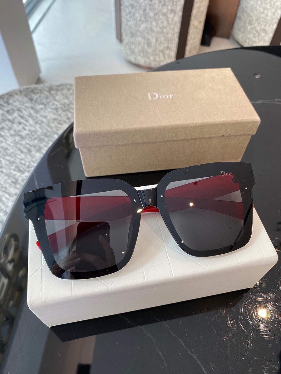 Dior AAA+ Sunglasses #456587 replica