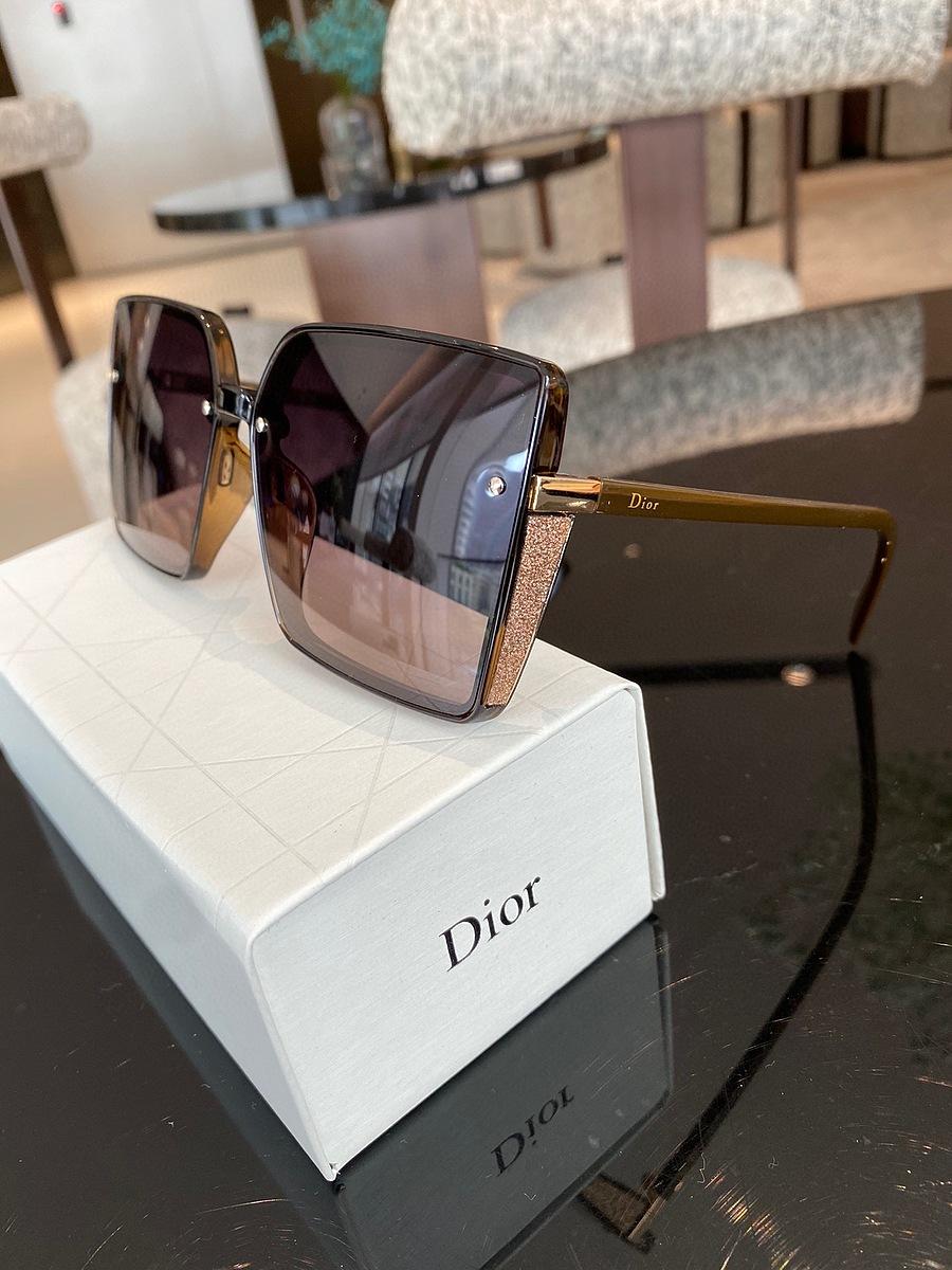 Dior AAA+ Sunglasses #456591 replica
