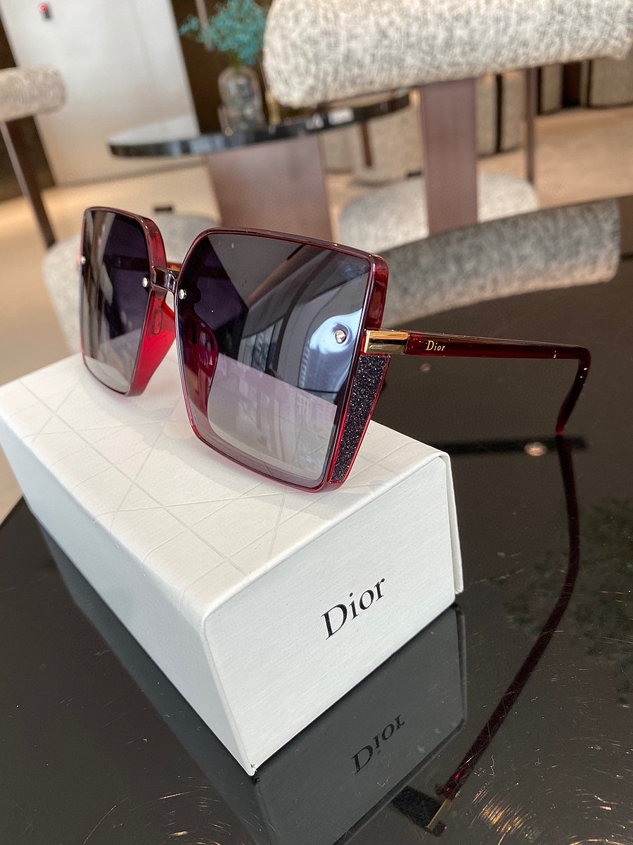 Dior AAA+ Sunglasses #456592 replica