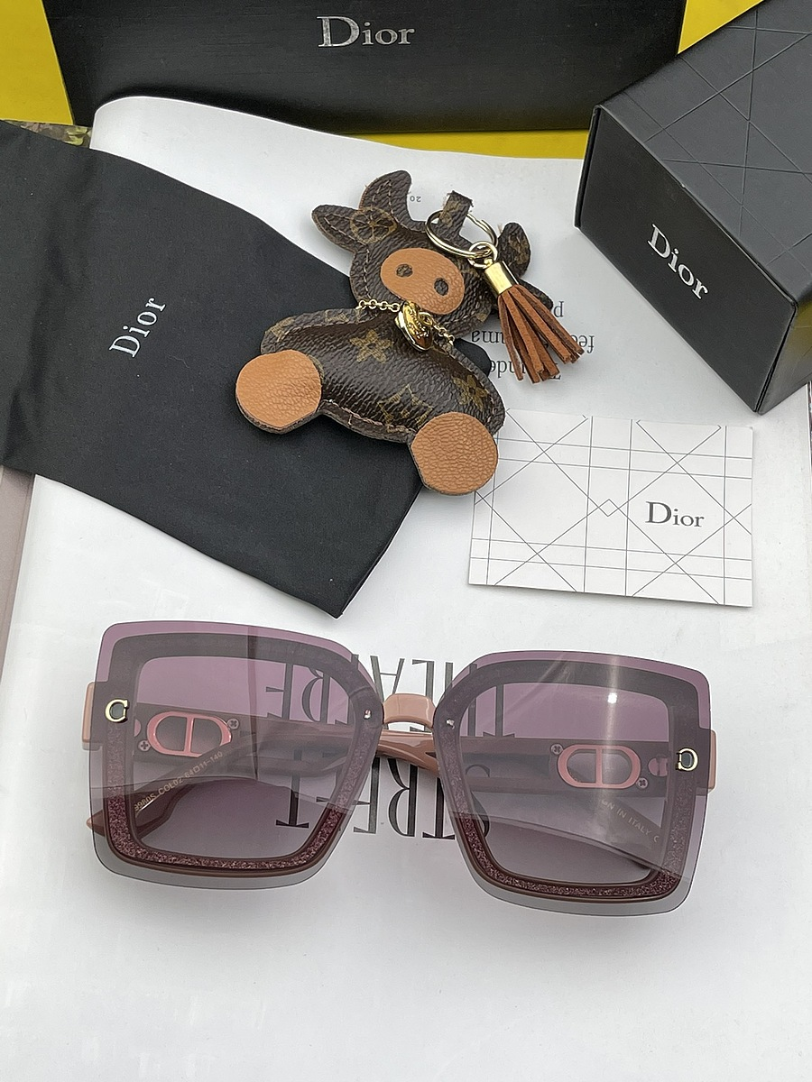Dior AAA+ Sunglasses #456596 replica