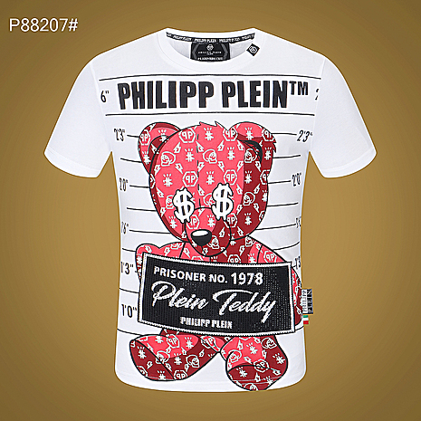 PHILIPP PLEIN  T-shirts for MEN #456720 replica