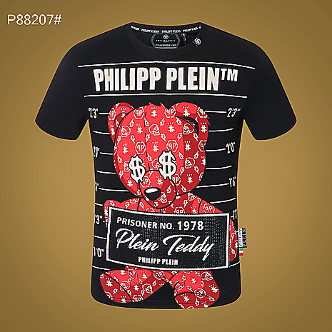 PHILIPP PLEIN  T-shirts for MEN #456721 replica