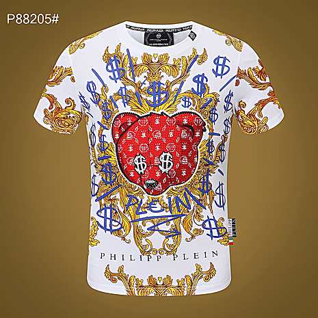 PHILIPP PLEIN  T-shirts for MEN #456725 replica