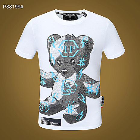 PHILIPP PLEIN  T-shirts for MEN #456735 replica