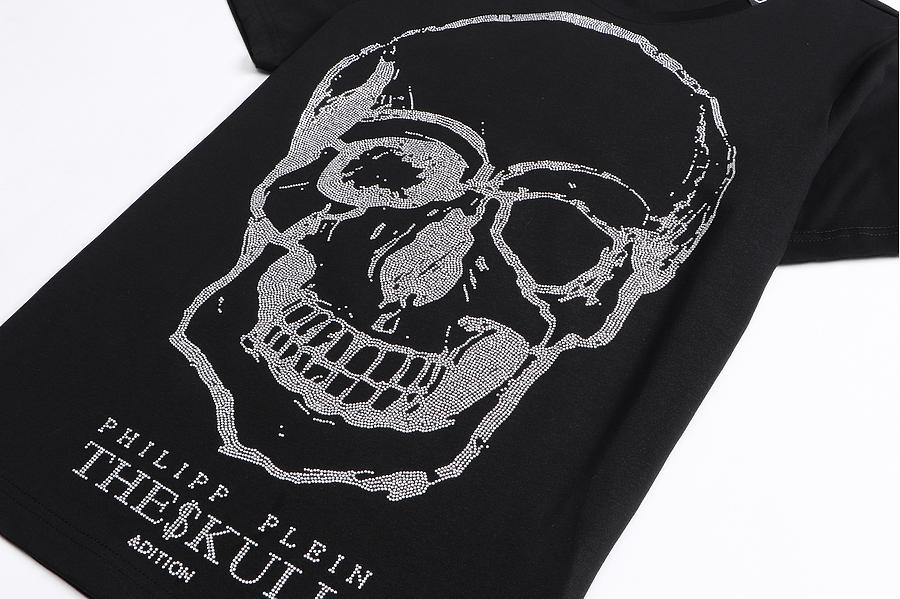 PHILIPP PLEIN  T-shirts for MEN #456695 replica