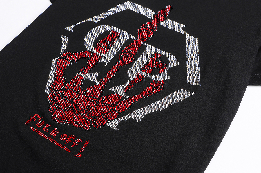 PHILIPP PLEIN  T-shirts for MEN #456698 replica