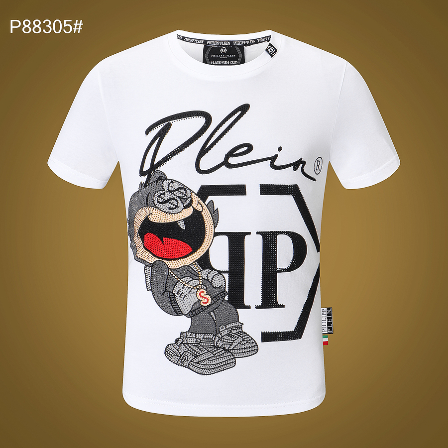 PHILIPP PLEIN  T-shirts for MEN #456702 replica