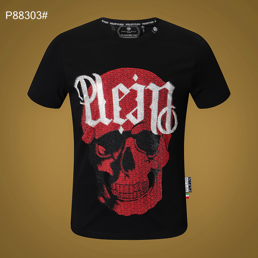 PHILIPP PLEIN  T-shirts for MEN #456704 replica