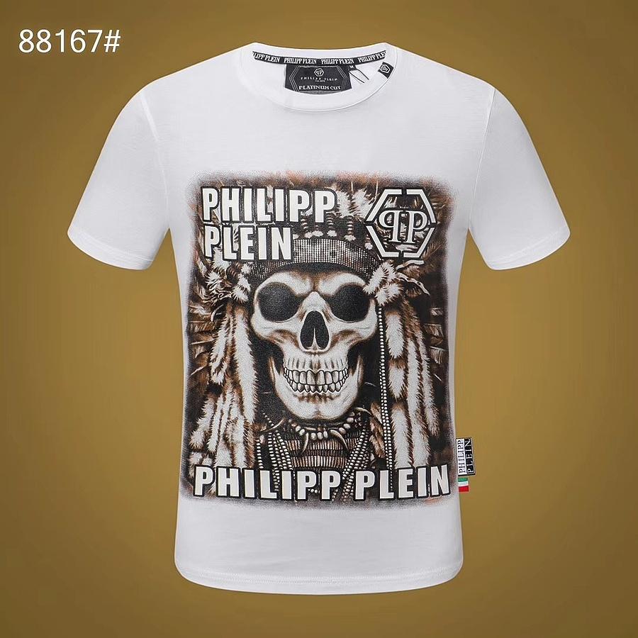 PHILIPP PLEIN  T-shirts for MEN #456740 replica