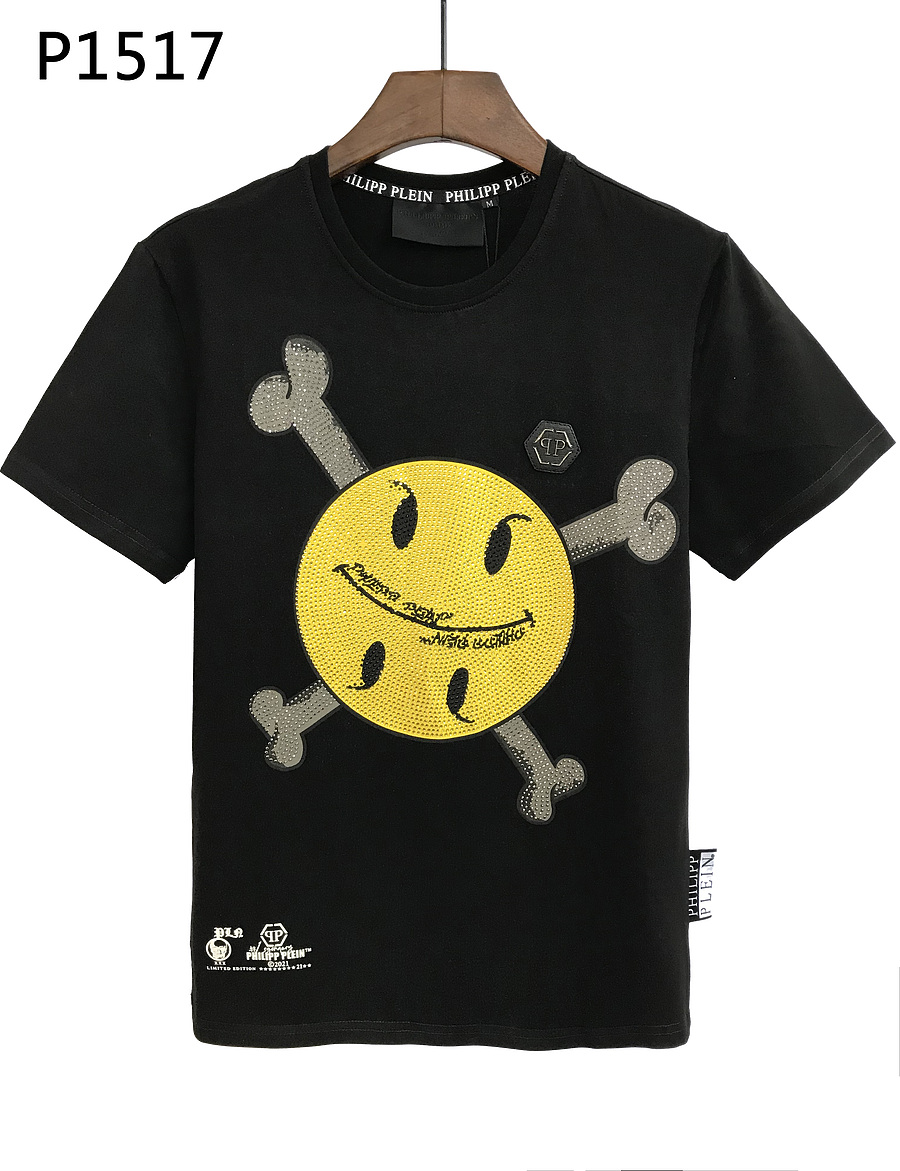 PHILIPP PLEIN  T-shirts for MEN #456746 replica