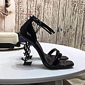 YSL 11cm high-heeles shoes for women #456950