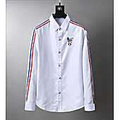 THOM BROWNE Shirts for THOM BROWNE Long-Sleeved Shirt for men #459475