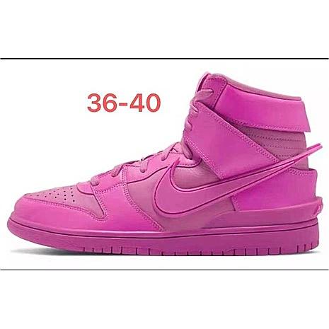 AMBUSH x Nike Dunk High Shoes for Women #460182 replica