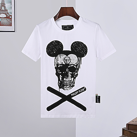 PHILIPP PLEIN  T-shirts for MEN #460197 replica