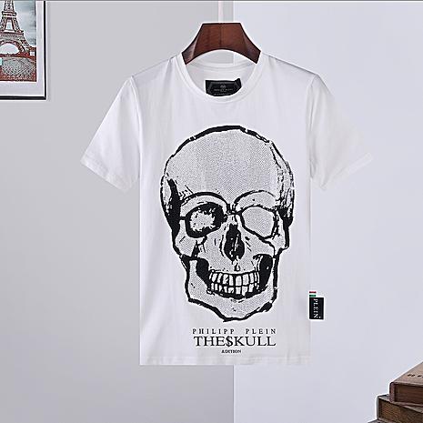 PHILIPP PLEIN  T-shirts for MEN #460204 replica