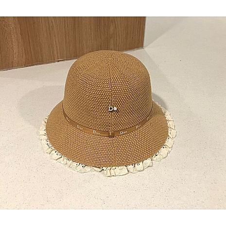 Dior hats & caps #460444 replica