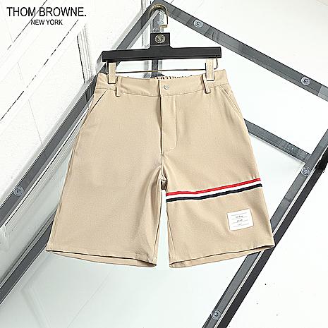 THOM BROWNE Pants for THOM BROWNE short Pants for men #460538 replica