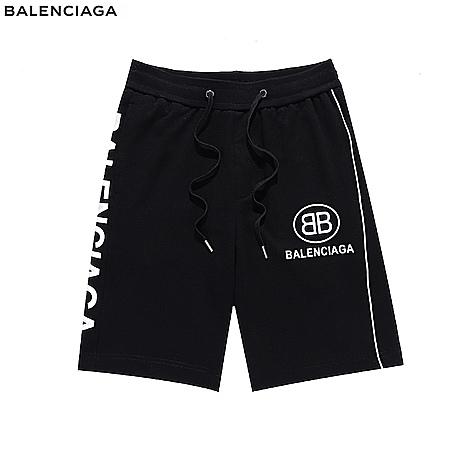 Balenciaga Pants for Balenciaga short pant for men #460550 replica