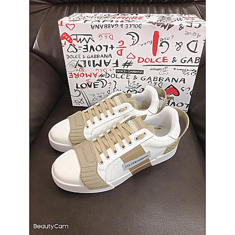 D&G Shoes for Women #460585 replica