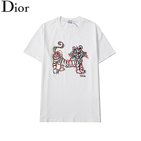 Dior T-shirts for men #460628 replica
