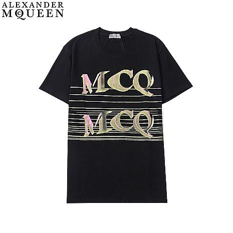 Alexander McQueen T-Shirts for Men #460633 replica