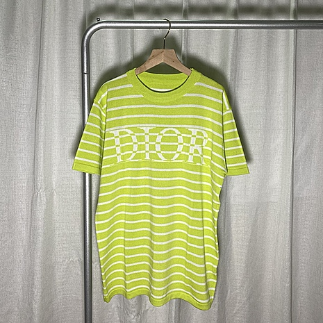 Dior T-shirts for men #460684 replica