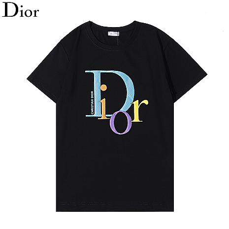 Dior T-shirts for men #460695 replica