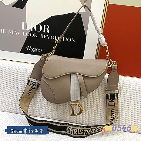 Dior AAA+ Handbags #460738 replica