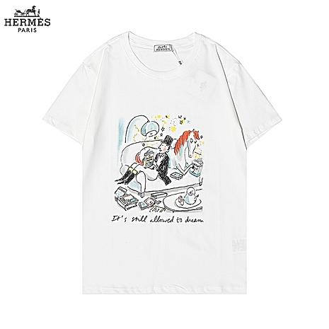 HERMES T-shirts for men #460821 replica