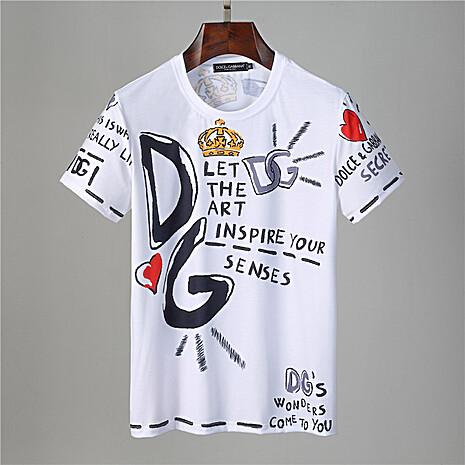 D&G T-Shirts for MEN #462349