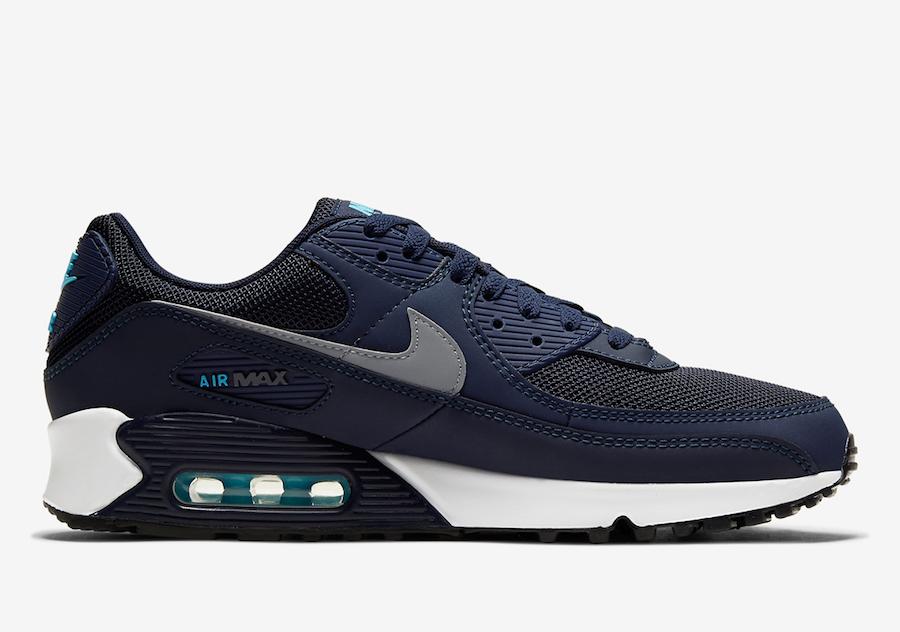 Nike AIR MAX 90 Shoes for men #460114 replica