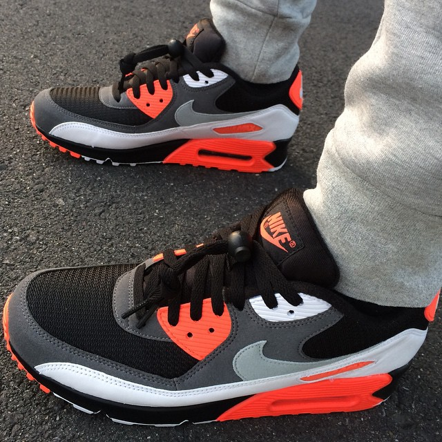 Nike AIR MAX 90 Shoes for men #460126 replica