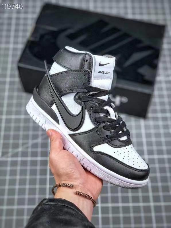AMBUSH x Nike Dunk High Shoes for Women #460183 replica