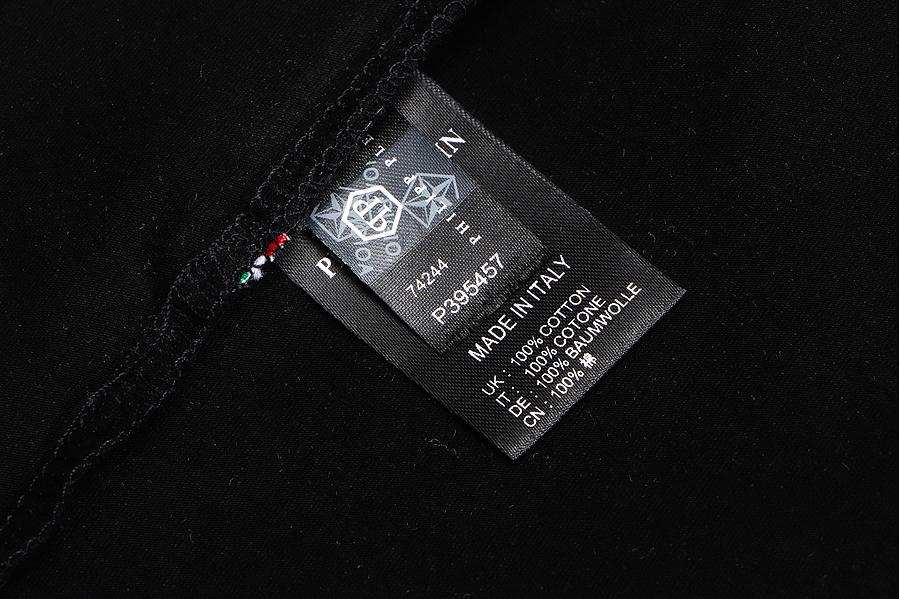 PHILIPP PLEIN  T-shirts for MEN #460188 replica