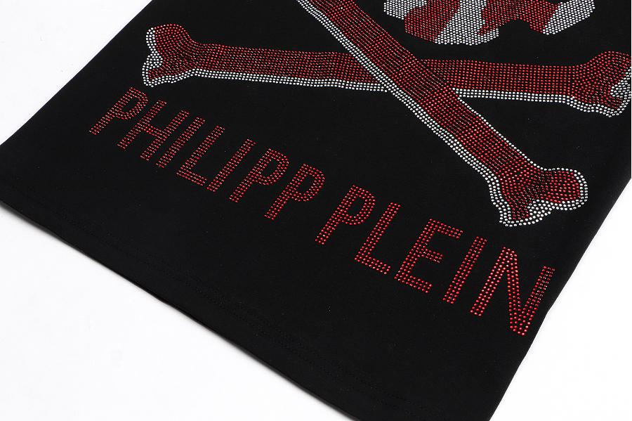 PHILIPP PLEIN  T-shirts for MEN #460189 replica