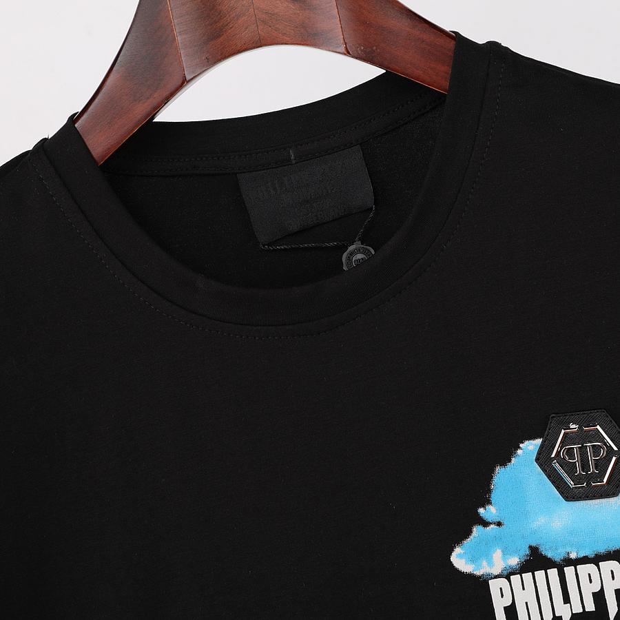 PHILIPP PLEIN  T-shirts for MEN #460192 replica
