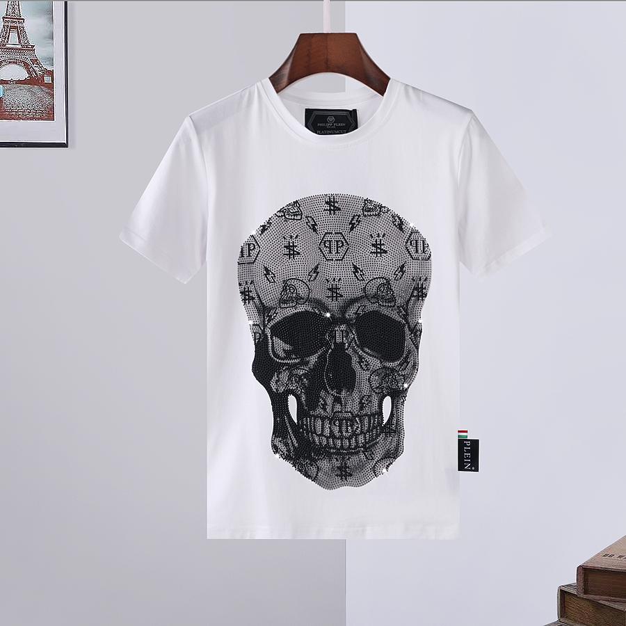 PHILIPP PLEIN  T-shirts for MEN #460199 replica