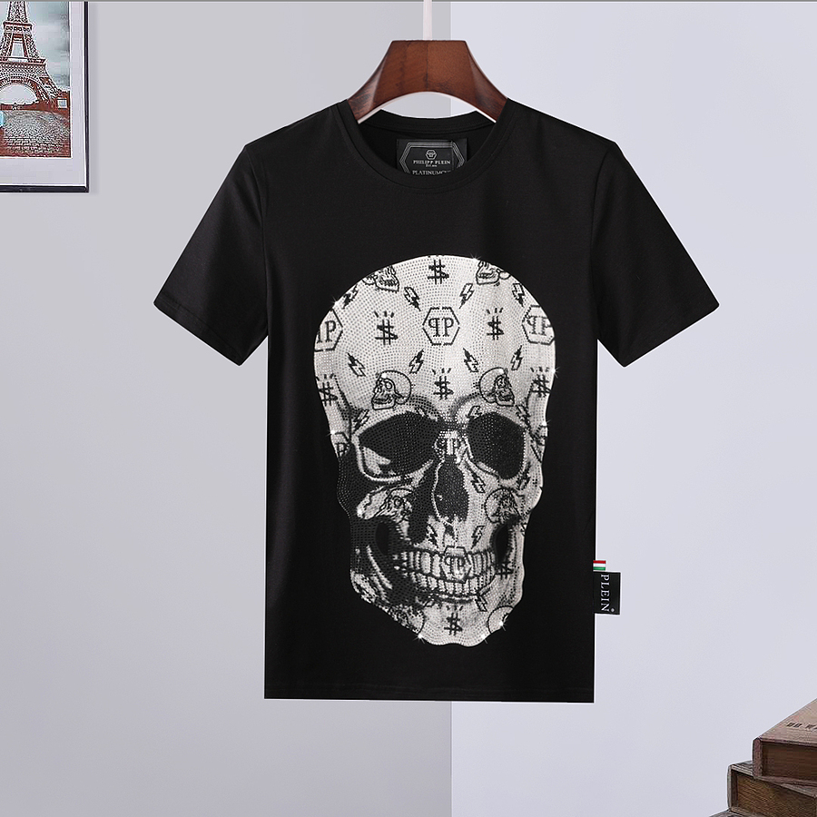 PHILIPP PLEIN  T-shirts for MEN #460200 replica