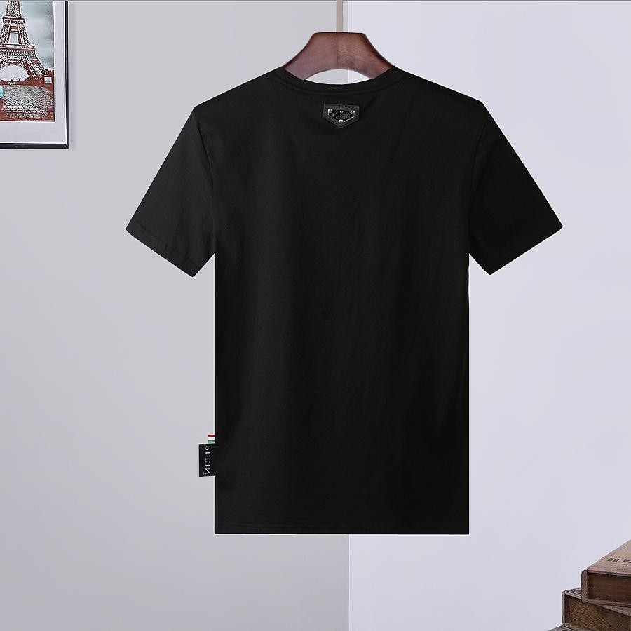 PHILIPP PLEIN  T-shirts for MEN #460201 replica